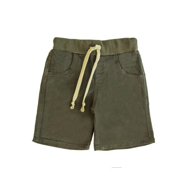 bermuda sarja infantil masculina verde lbm s006 verde 1