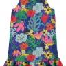 vestido infantil feminino selva azul marlan 64564 2