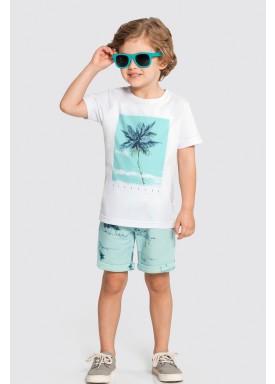 conjunto infantil masculino summer branco alakazoo 46823 1