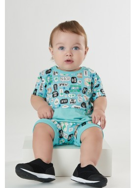 macaquinho bebe masculino oba azul upbaby 42935 1