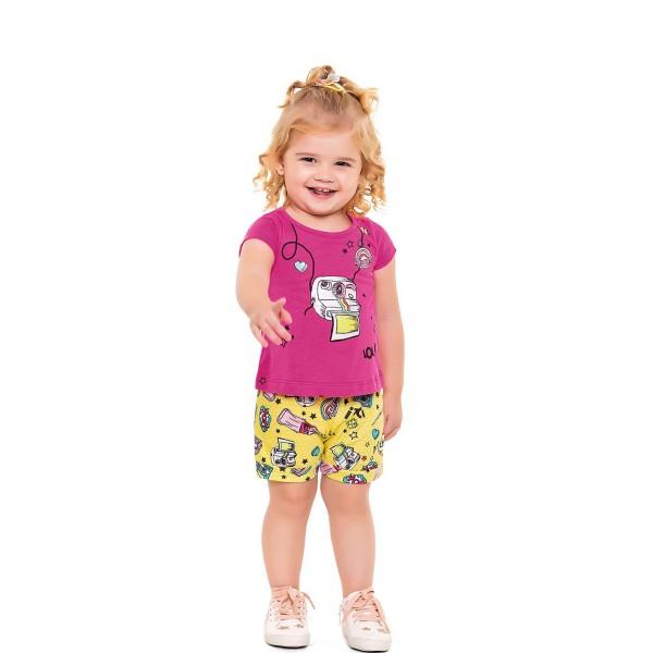 conjunto bebe feminino photograph pink fakini forfun 3105 1