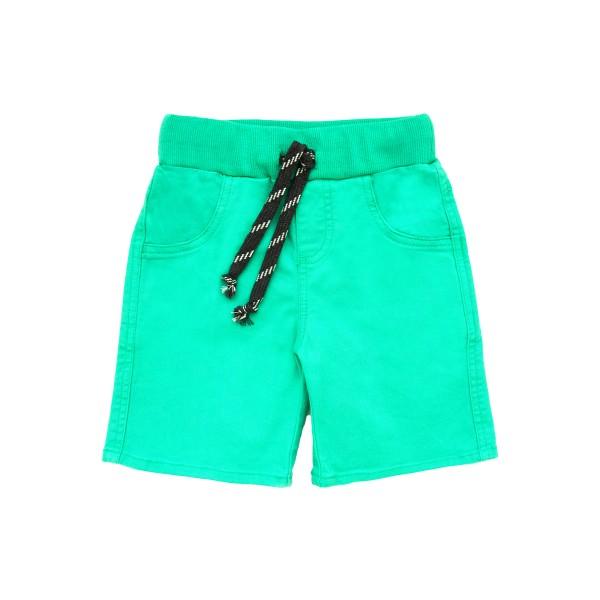 bermuda sarja infantil masculina verde lbm bbs006 1