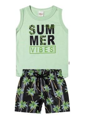 conjunto infantil masculino summer verde elian 221084 1