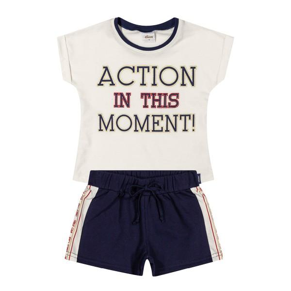 conjunto infantil feminino action natural elian 251370 1