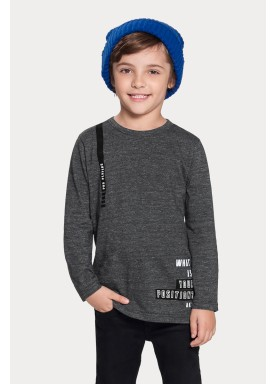 camiseta manga longa infantil juvenil masculino position preto alakazoo 67420 1