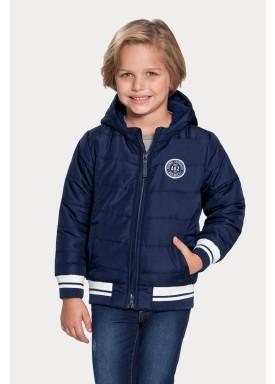 jaqueta infantil masculina akz marinho alakazoo 65799 1