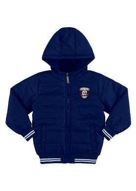 jaqueta infantil masculina marinho alakazoo 65776