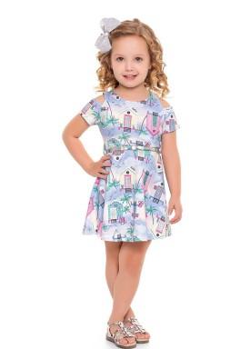 vestido infantil feminino praia azul fakini 3025 1