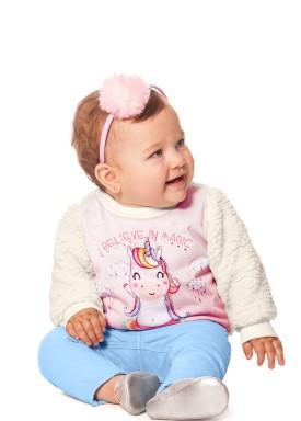 calca sarja bebe feminina azul alakazoo 67075 1