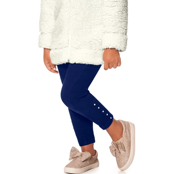 calca sarja infantil feminina marinho alakazoo 67079 1