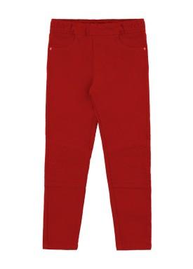 calca sarja infantil juvenil feminina vermelho alakazoo 67090 1