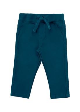 calca sarja bebe masculina verde alakazoo 67093
