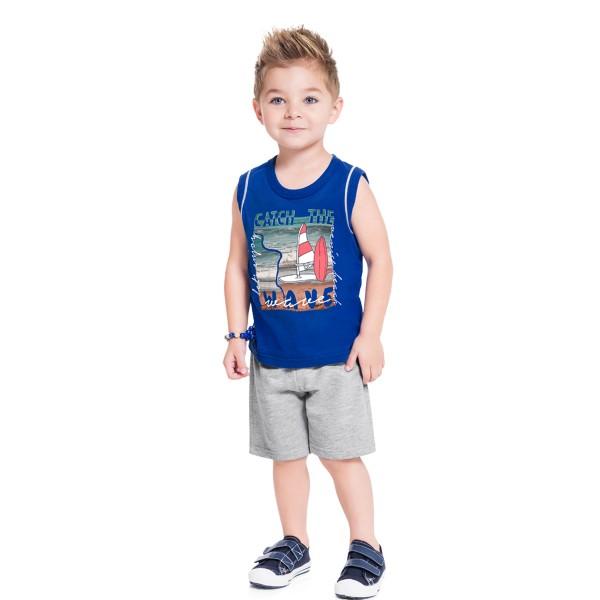 conjunto infantil masculino wave azul brandili 34249 1