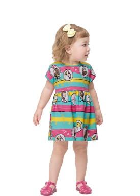vestido bebe feminino princesa azul alenice 41161 1