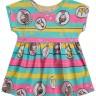 vestido bebe feminino princesa azul alenice 41161 2