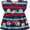 vestido bebe feminino princesa marinho alenice 41161