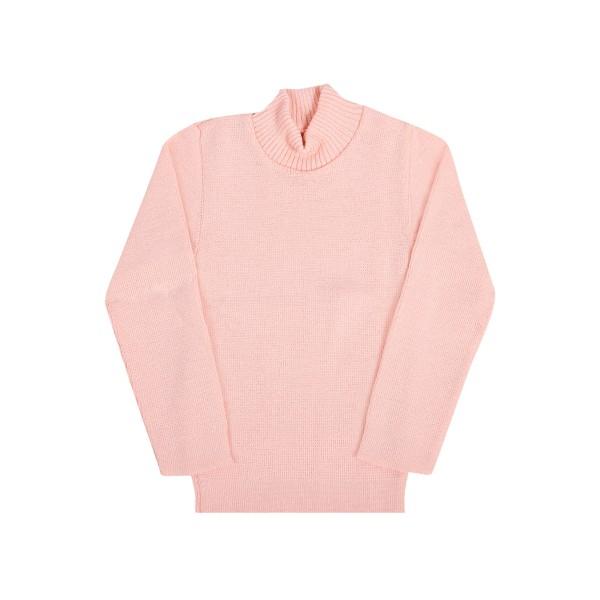 blusa la infantil feminina rosa claro remyro 0102
