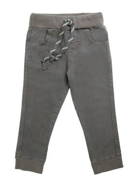 calca sarja infantil menino chumbo lbm s004 1