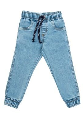 calca jeans infantil menino azul lbm j005 1