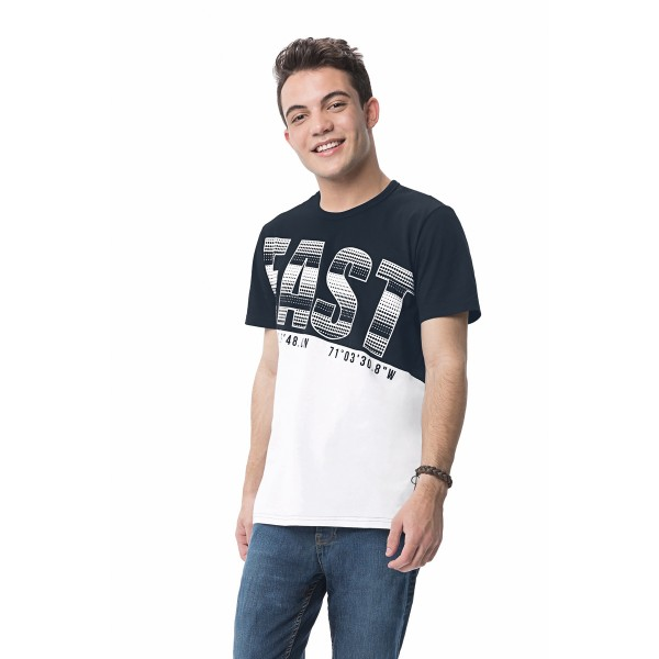 camiseta juvenil masculina east petroleo rezzato 30830 1