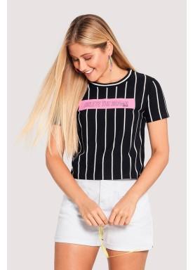 blusa malha cotton thirty juvenil feminina preto lunender hits 46766 1