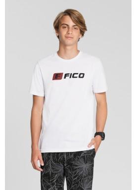 camiseta meia malha juvenil masculina branco fico 48610 1