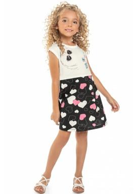 vestido meia malha infantil feminino enjoy natural beeloop 13853 1