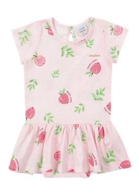 body vestido meia malha bebe feminino sweet rosa marlan 40483 1