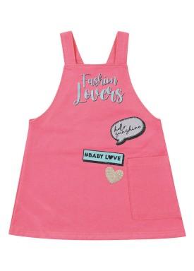 salopete molecotton bebe feminino fahion lovers rosa marlan 40434 1